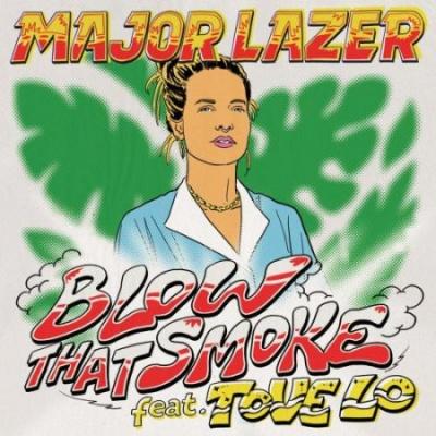 MAJOR LAZER & Tove Lo - Blow That Smoke
