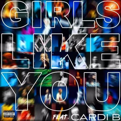 MAROON 5 & CARDI B - Girls Like You