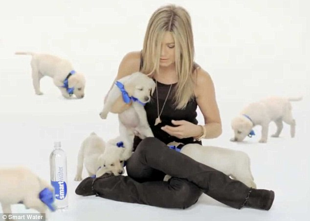 Jen Aniston's sex tape' Actress creates the ultimate viral video with